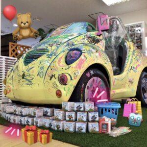 【プレゼント】ご来店のお子様に素敵なおもちゃをご用意!!!🧸金沢・野々市【ガレージフィックス/garagefix】